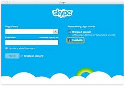 Skype Outlook inicio y sus mejoras para sus usuarios